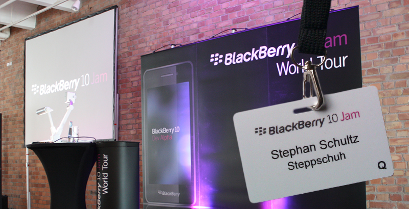 BlackBerry 10 Jam Berlin