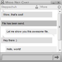 Midis Net Chat