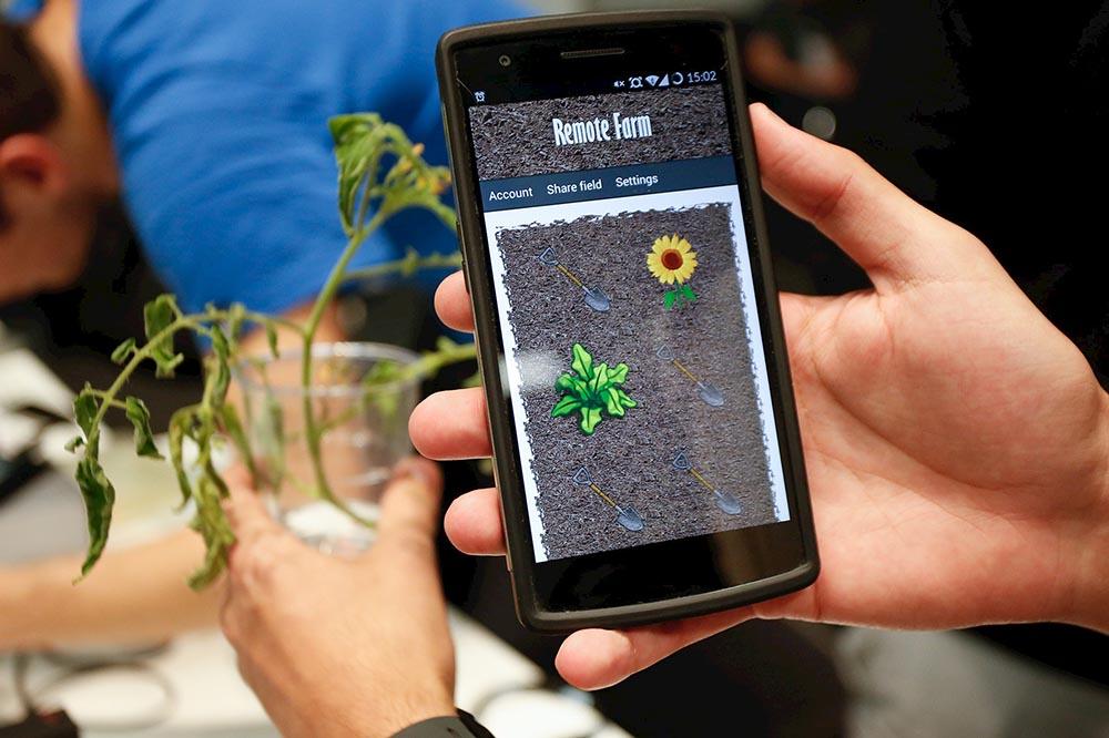 Remote Farm App
