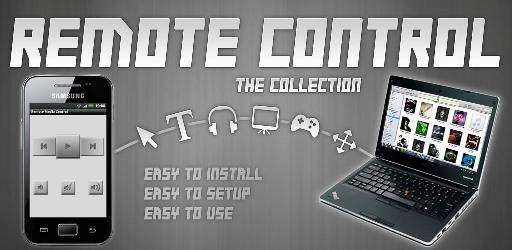 Remote Control Werbegrafik