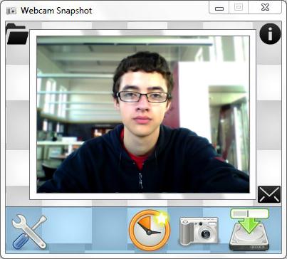 Webcam Schnappschuss