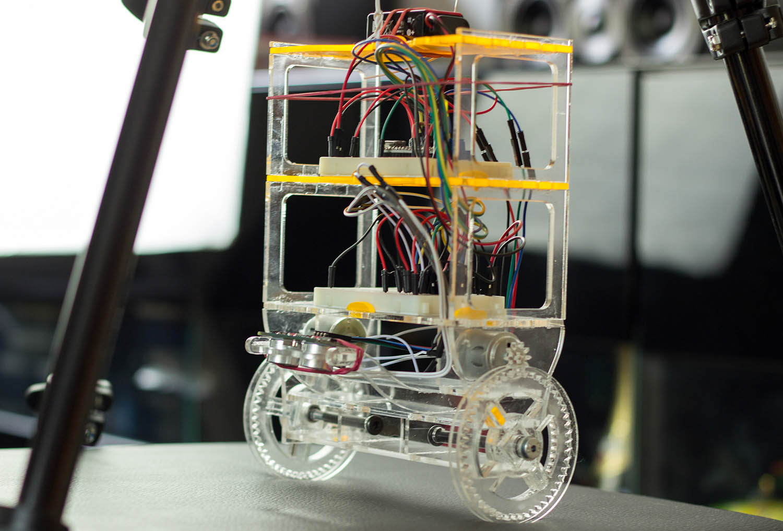 Self Balancing Robot Prototype